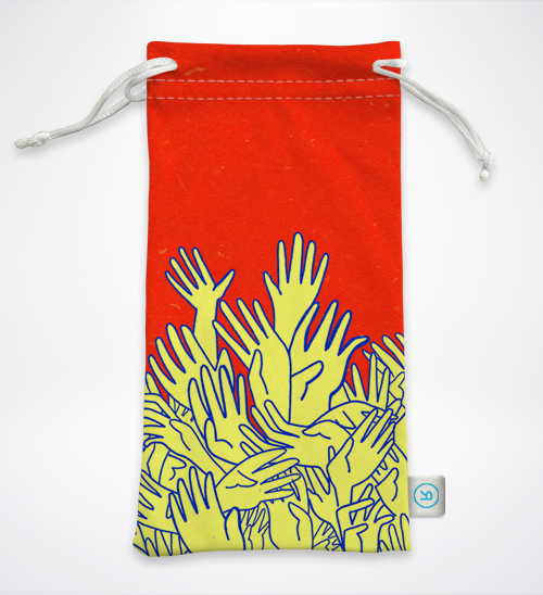 Mãos – Bolsa