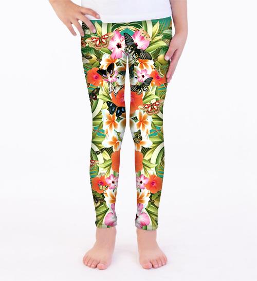 Flower Power – Leggings Kids