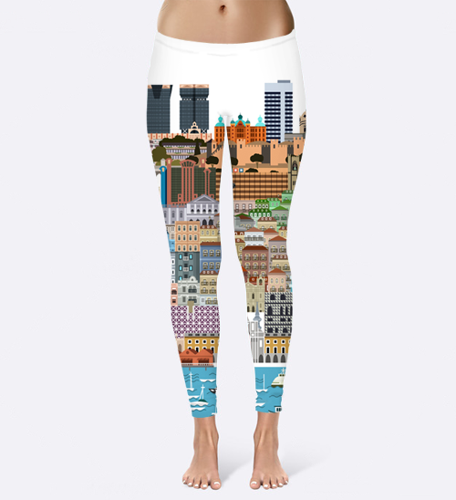 Lisboa – Leggings