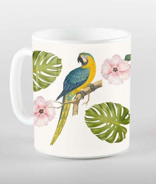papagio-e-flor-rosa-5