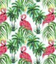 Flamingos_verdes